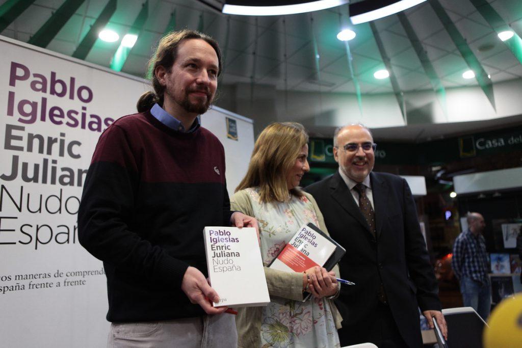 Iglesias ve a Díaz como un «cuadro político de primer orden» y cree que su «fracaso» el 2D trasciende Andalucía