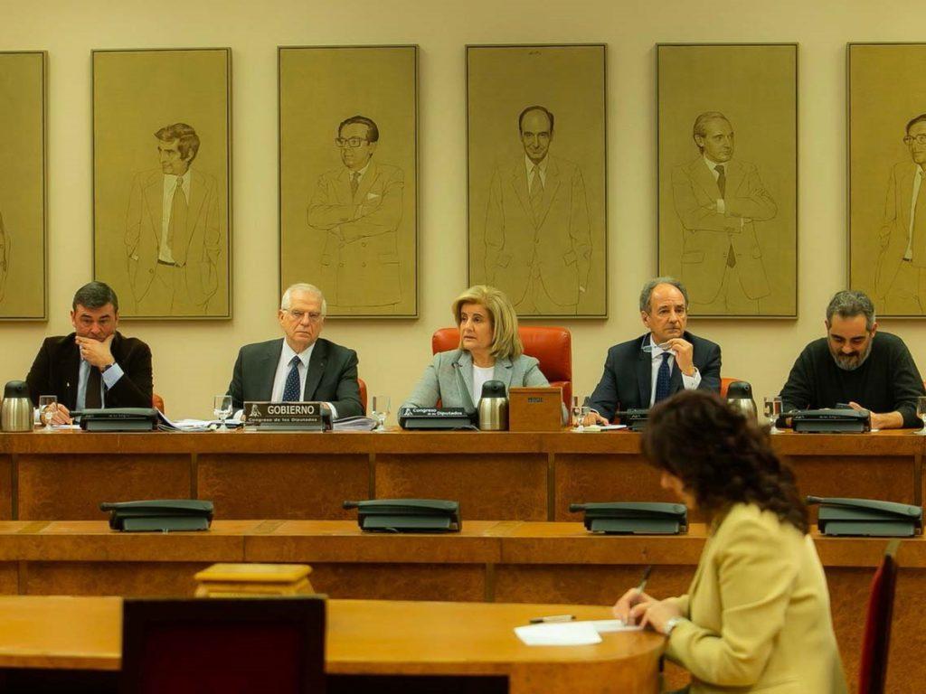 PDeCAT evita pedir la dimisión de Borrell por Abengoa en una comparecencia que pidió en el Congreso para hablar de ello