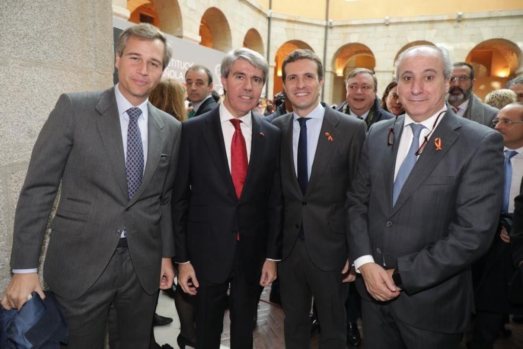 PP de Madrid celebra mañana su tradicional cena de Navidad con la presencia de Casado y la incógnita de los candidatos