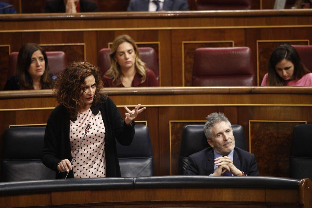 (AMP) El Gobierno logra sacar adelante la senda de déficit con los apoyos de los independentistas