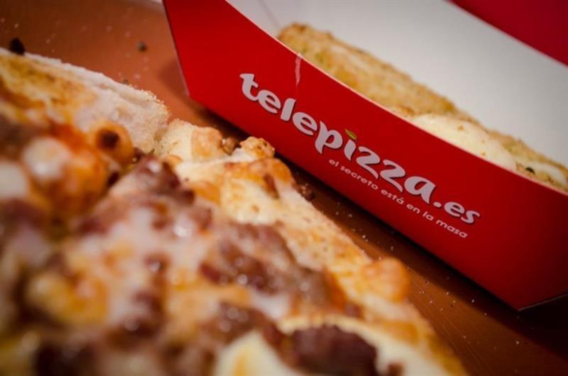 La CNMV suspende «cautelarmente» la cotización de Telepizza minutos antes del cierre de mercado