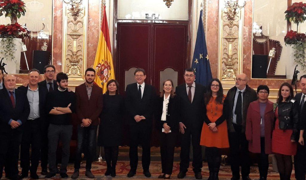 El Congreso aprueba siete años después la reforma del Estatuto Valenciano para comprometer más inversiones