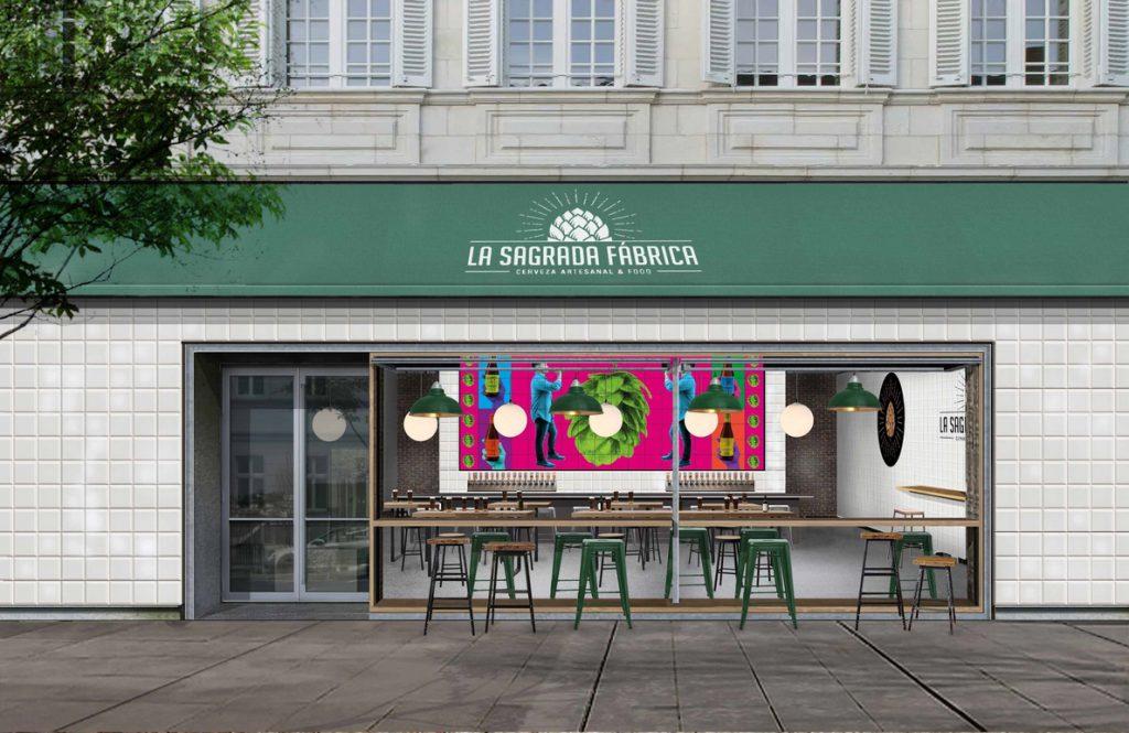 La Sagra lanza el primer concepto de restauración a nivel de franquicia basado en cerveza artesanal en España