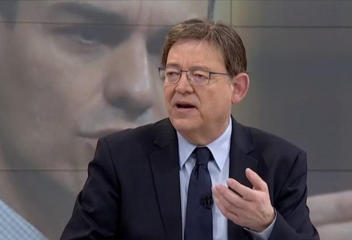 Ximo Puig dice que la 'minicumbre' de los gobiernos central y catalán es un «paso adelante»