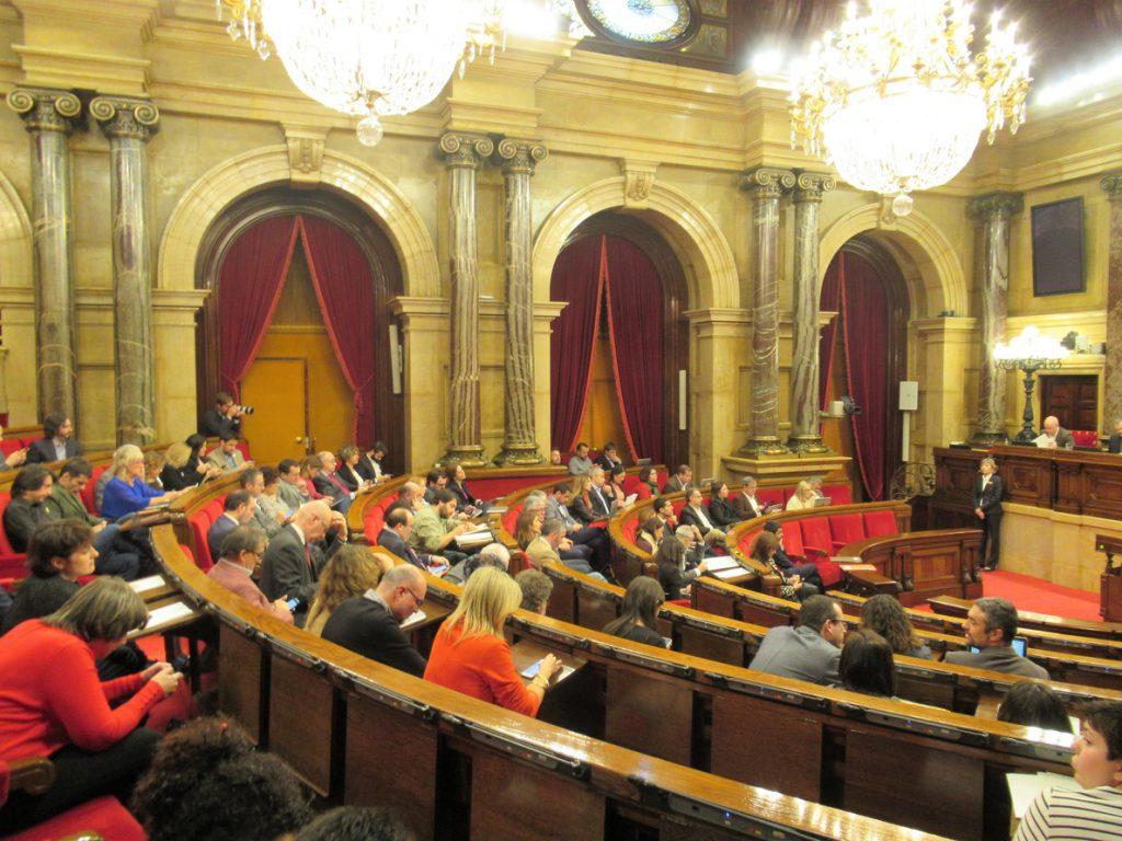 Los grupos independentistas acusan a Cs de promover un «relato de la violencia»