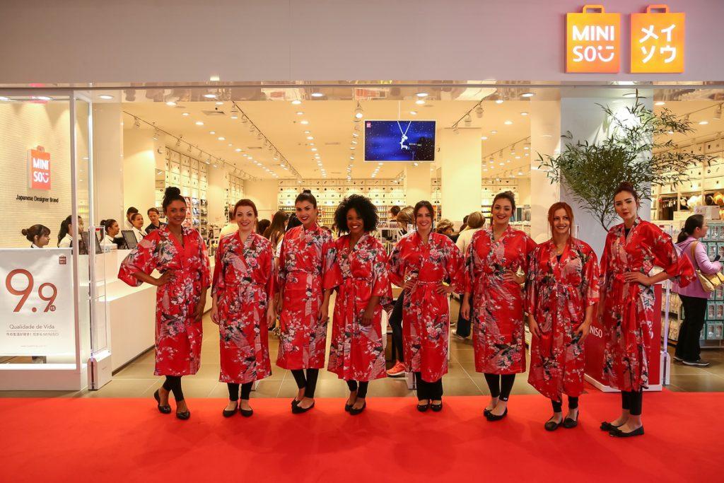 La firma japonesa Miniso inaugura en Madrid la primera de las 30 tiendas que planea abrir en España