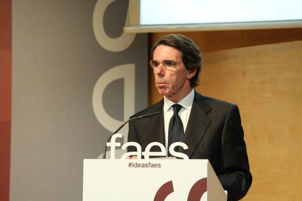 FAES acusa a Sánchez de «normalizar el golpe de Estado» en Cataluña y «traspasar una frontera»