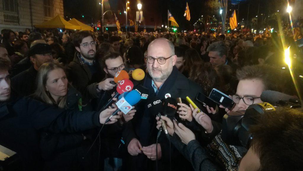 JxCat lamenta «una carta de resultados tan pobre» tras el Consejo de Ministros en Barcelona