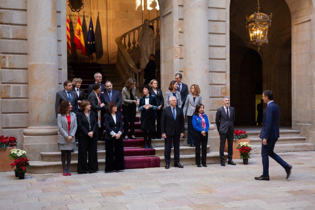 El PDeCAT pide que Carmen Calvo acuda al Congreso a hacer balance del Consejo de Ministros de Barcelona