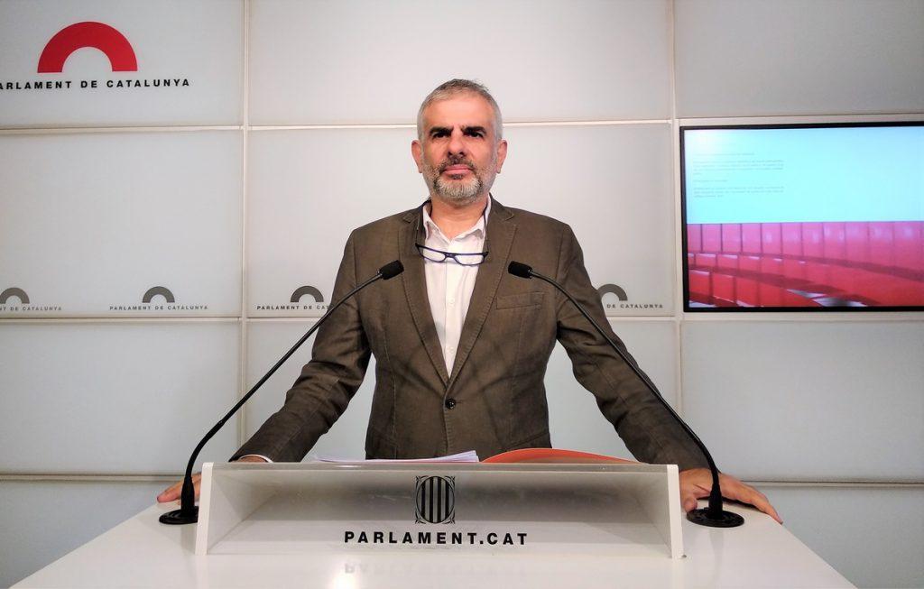 Ciudadanos critica a Sánchez por «claudicar» ante el separatismo «más radical»