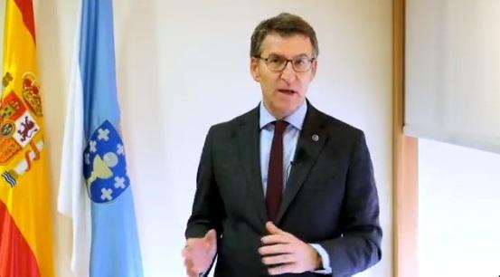 Feijóo y el PPdeG felicitan la Navidad y el Año Nuevo 2019 con un vídeo «a prueba de 'haters'»