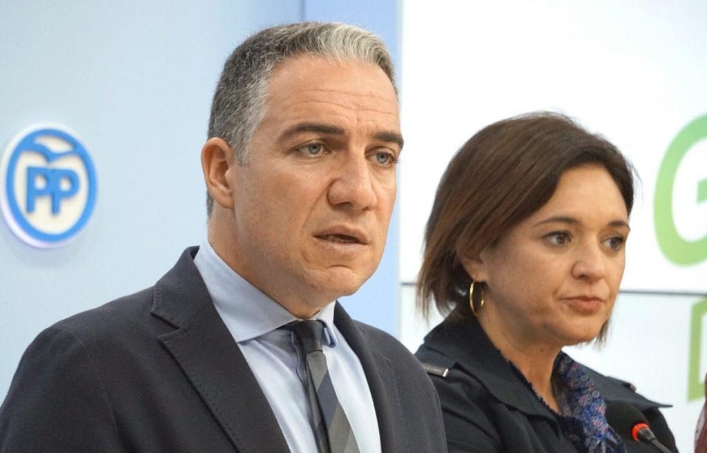 PP-A destaca la «buena sintonía» entre Moreno y Marín por los acuerdos alcanzados y pide al PSOE «elegancia para irse»