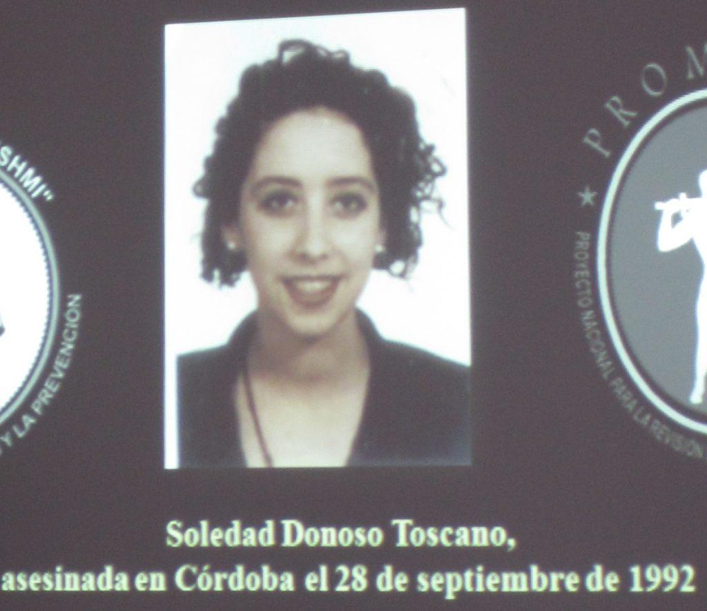 Reabren el caso de Soledad Donoso para analizar ADN de un jersey y un mechero que se había perdido