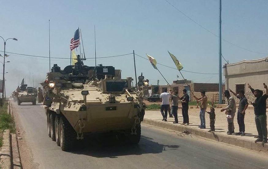 Trump aborda con Erdogan una «lenta y muy coordinada» retirada de Siria