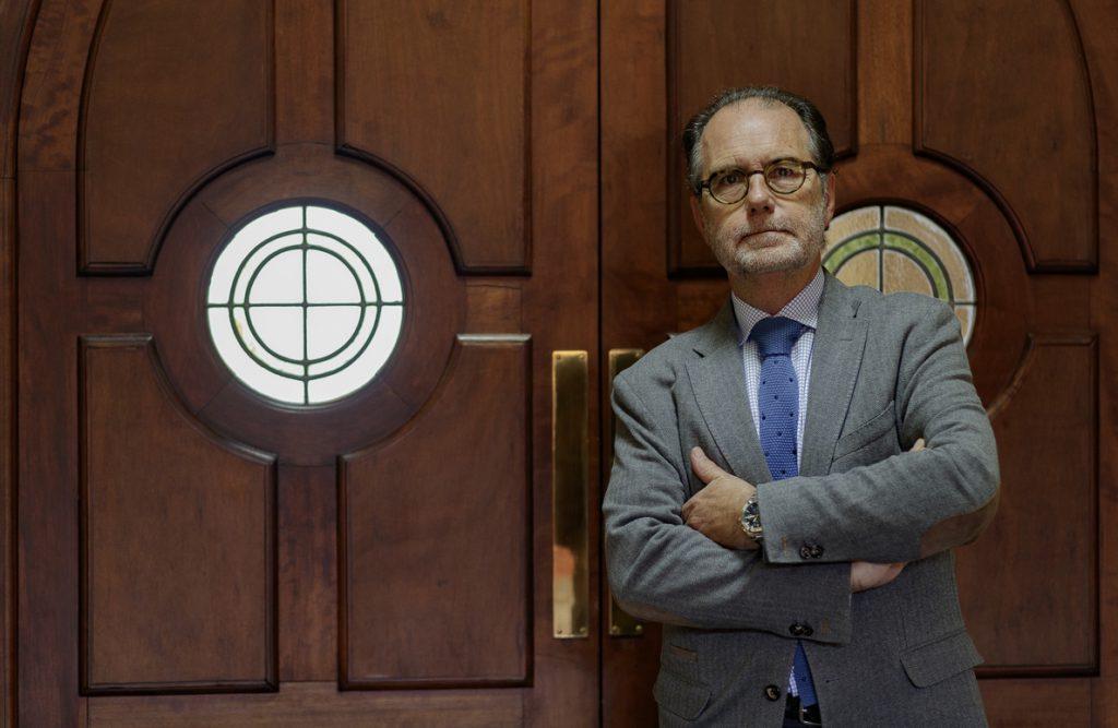 El expresidente del TSJM tras dejar cargo: «Habrá menos riesgo de que el sistema se equivoque si hay prisión permanente»