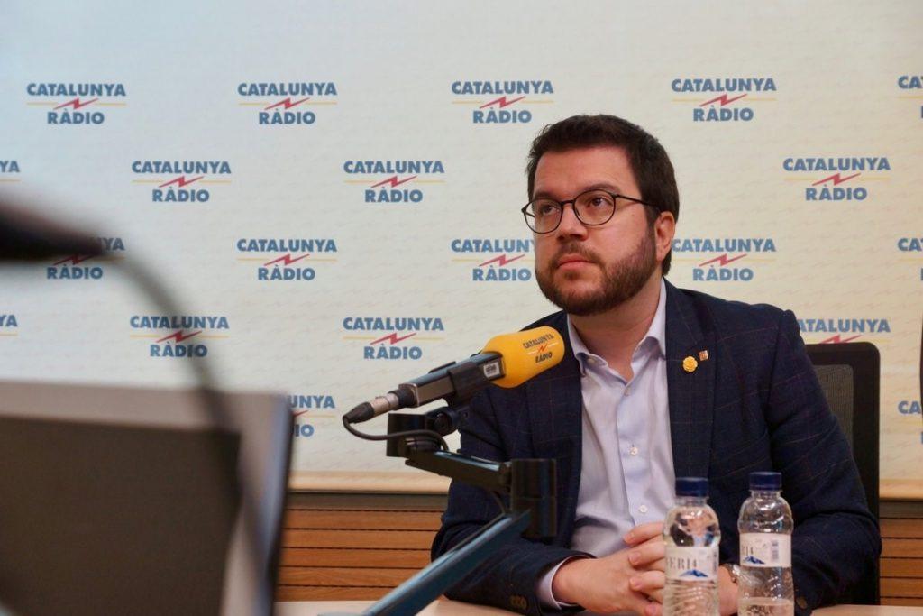 Aragonès anuncia una nueva reunión entre Govern y Gobierno en enero sin los presidentes