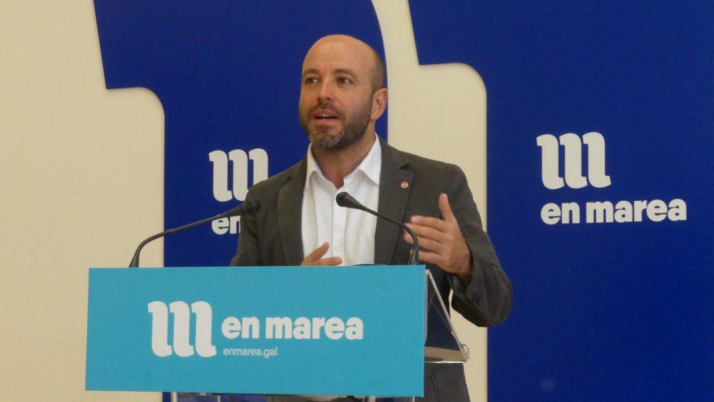 En Marea ve el discurso del Rey «alejado de la realidad» y «ajeno a las inquietudes de la sociedad gallega»