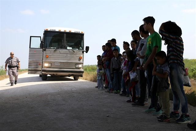 Muere un niño de ocho años tras ser detenido en la frontera con México