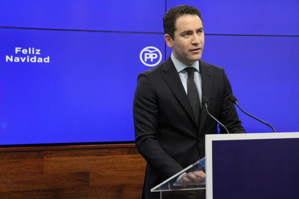 El PP apoya el mensaje del Rey a favor de preservar la convivencia y subraya que «nada cabe fuera de la Constitución»