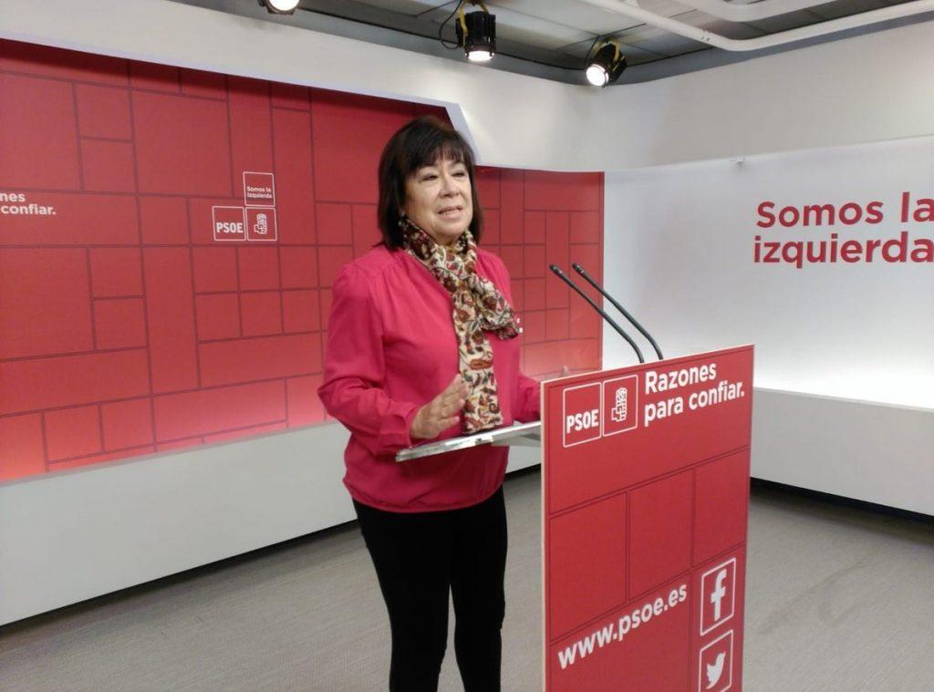 El PSOE anima a los demás partidos a superar las discrepancias y trabajar por el consenso, como defiende el Rey