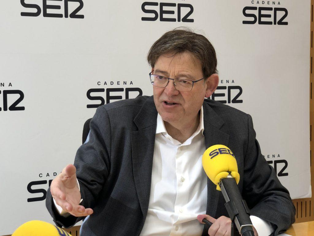 Ximo Puig aboga por «no generar nuevos problemas» con un debate sobre la monarquía y dice que debe servir para «mediar»