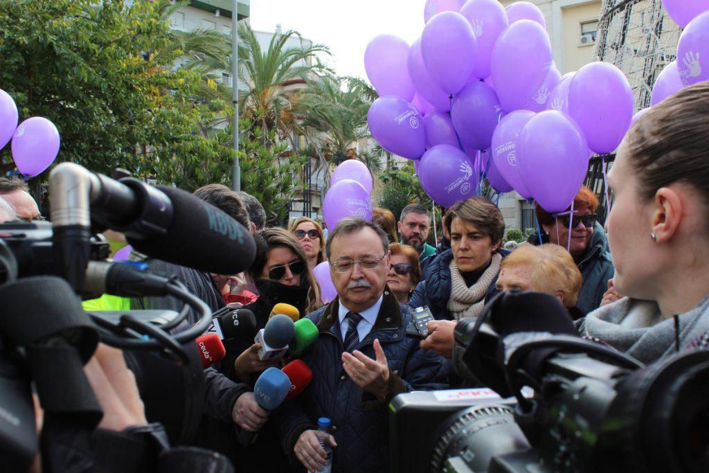 El presidente de Ceuta pide al Estado y a la UE que potencien la frontera y el puerto de la ciudad
