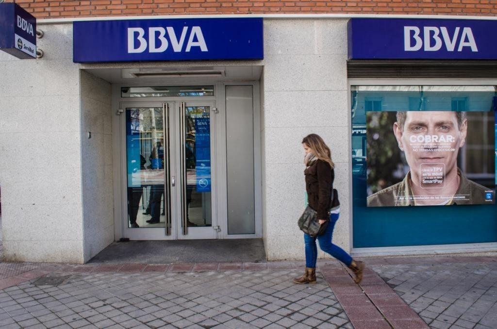 BBVA vende una cartera de activos dudosos de 1.490 millones de euros a un fondo canadiense