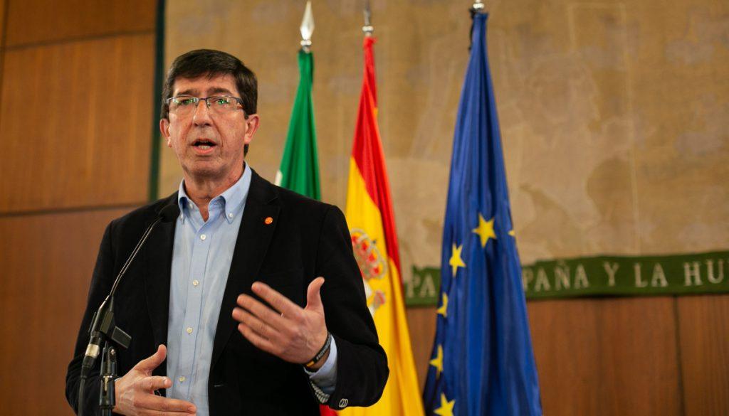 Cs retira su propuesta de ceder un miembro de la Mesa del Parlamento a Adelante Andalucía ante la negativa de Maillo