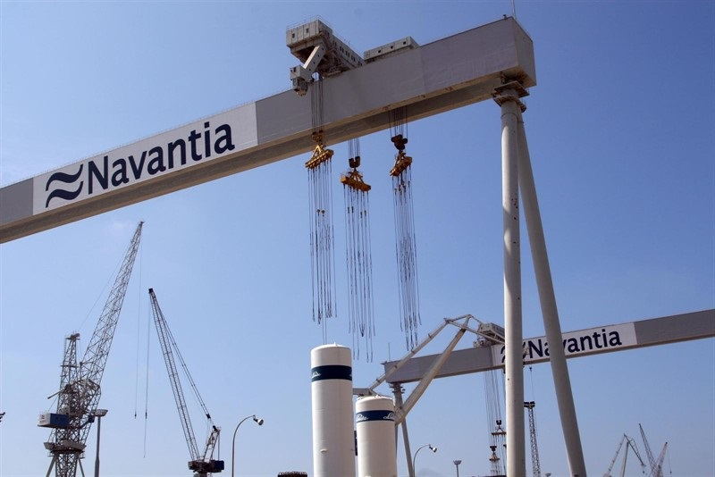 Navantia construirá en 2019 en Puerto Real una subestación eléctrica para Equinor en Noruega