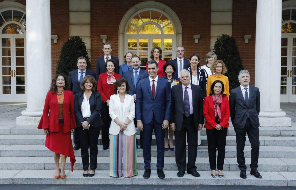 La cuantía para retribuciones de altos cargos se incrementa un 15,9% con el Gobierno Sánchez