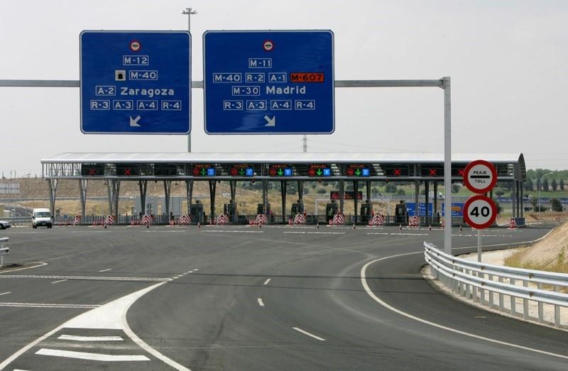 (AMP 2) Las nueve autopistas rescatadas necesitan una inversión de 317 millones de euros
