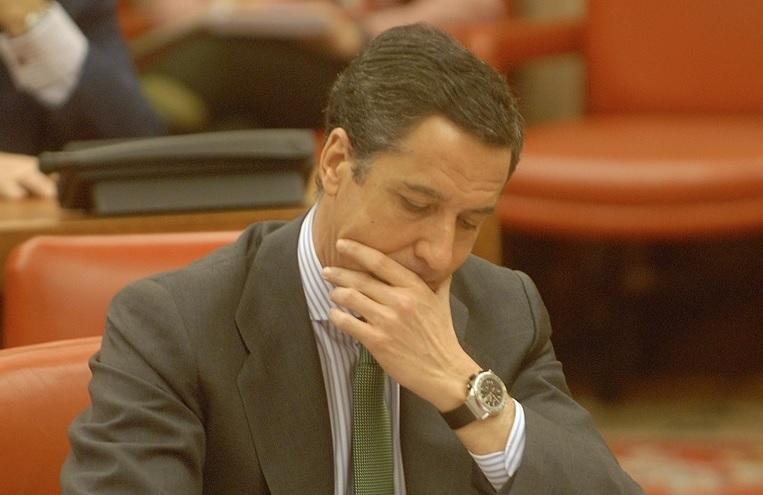 La Audiencia de Valencia deniega la libertad provisional de un presunto testaferro de Zaplana, también en prisión