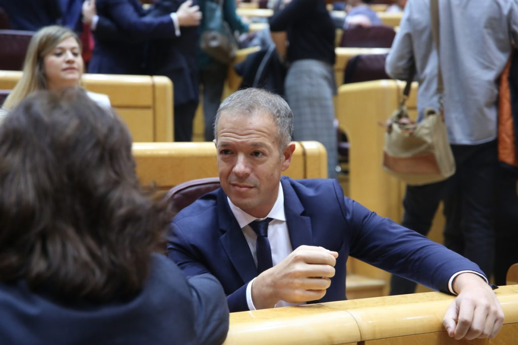 PSOE denuncia el veto de PP y Cs a la senda de déficit y dice que terminan el año como lo empezaron: «Recortando»