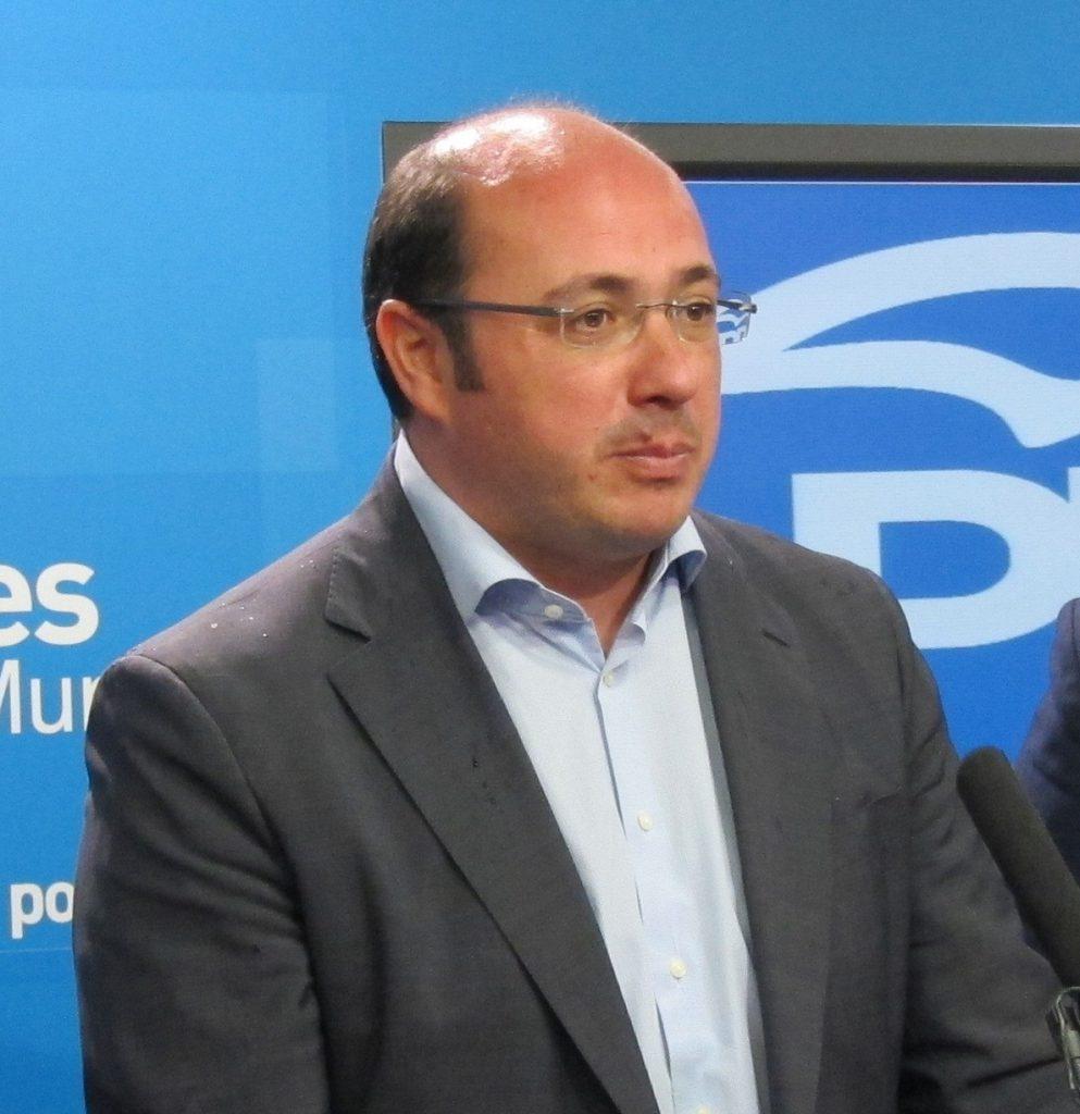 El PSOE acusa a PP y Cs de «indultar» a Pedro Antonio Sánchez al bloquear la reforma contra los plazos de instrucción