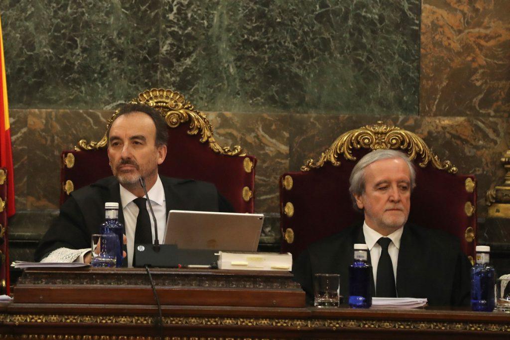 El Supremo reduce su banquillo a 12: no juzgará a los acusados de desobediencia en el procés