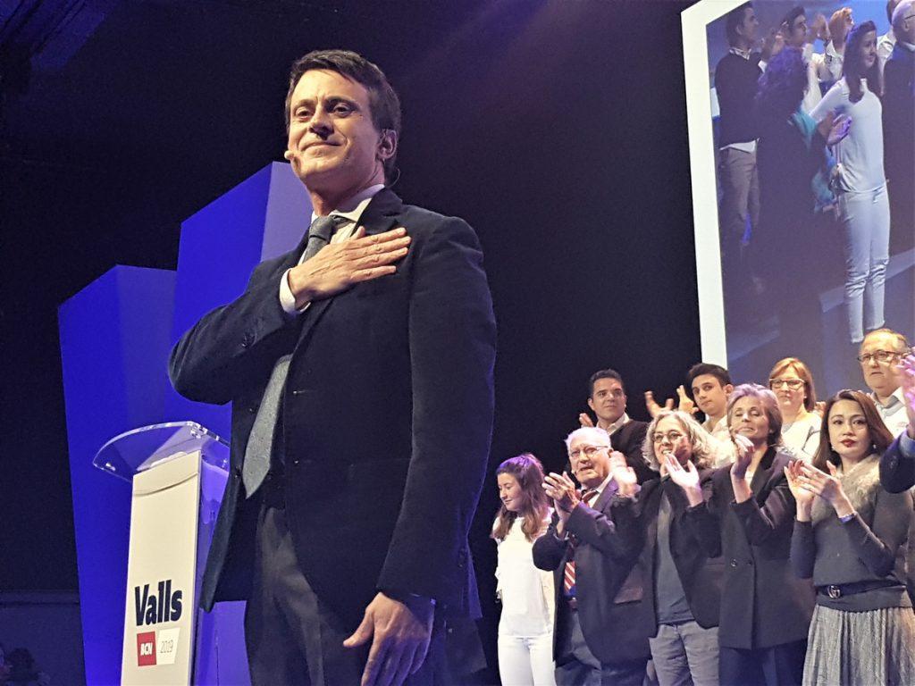 Valls no ve nada de Vox en el acuerdo en Andalucía y rechaza pactos programáticos con el partido