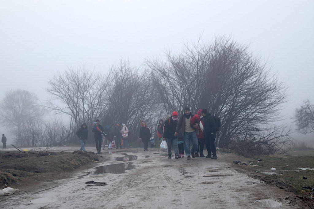 World Vision alerta de la grave situación que viven más de 6.000 refugiados en Bosnia por bajas temperaturas