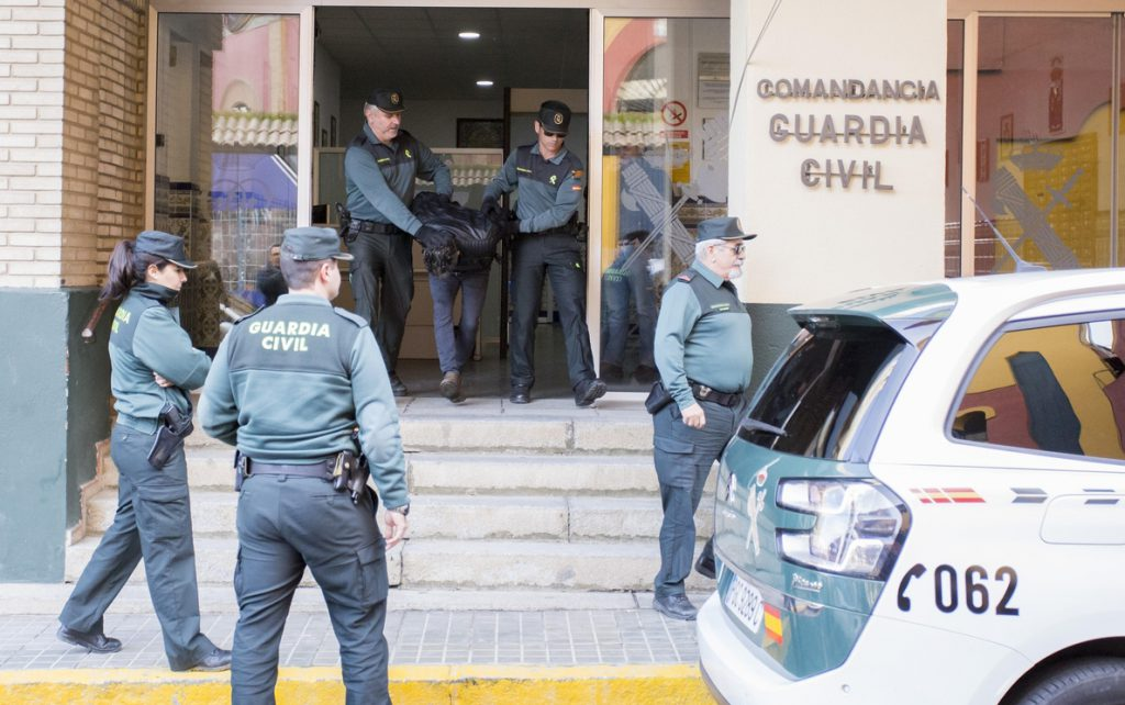 Bernardo Montoya será trasladado a la prisión de Morón de la Frontera (Sevilla)
