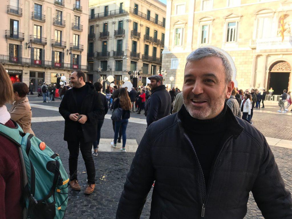 Collboni pide a Valls «coherencia» renunciando a ser candidato de Cs tras el pacto con Vox