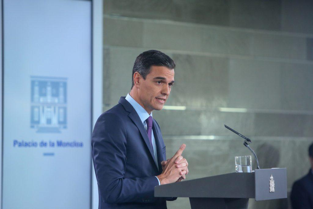 El Gobierno insiste en que su «vocación» es agotar la Legislatura y trabajará para aprobar los PGE para 2019