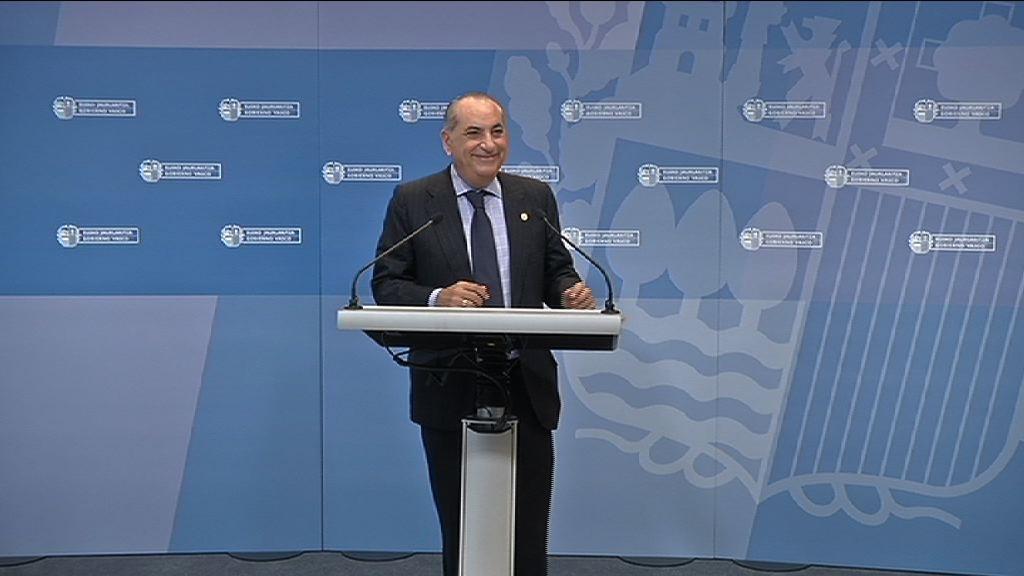 El Gobierno vasco destaca la «voluntad» del Gobierno central para alcanzar acuerdos en materia de transferencias