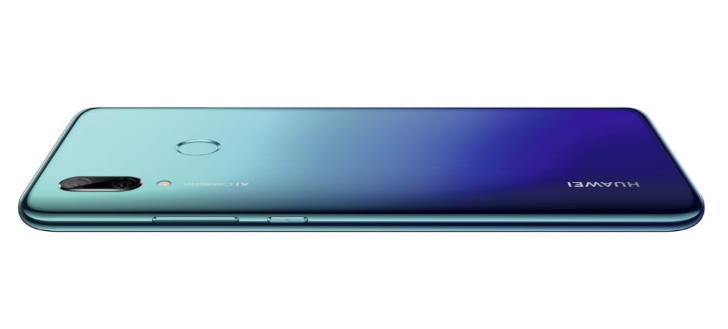 Huawei P smart 2019 introduce una cámara dual con IA y el degradado Twilight