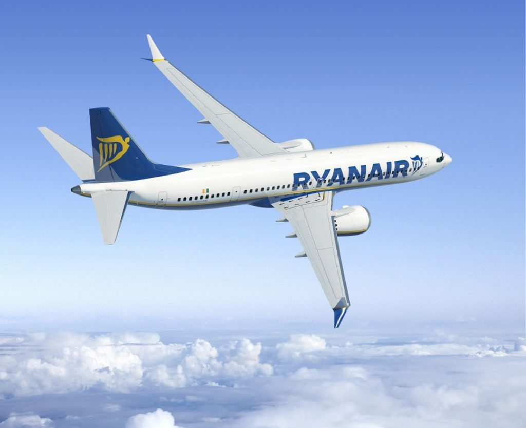 Los TCP de Ryanair en España irán a la huelga los días 8, 10 y 13 de enero