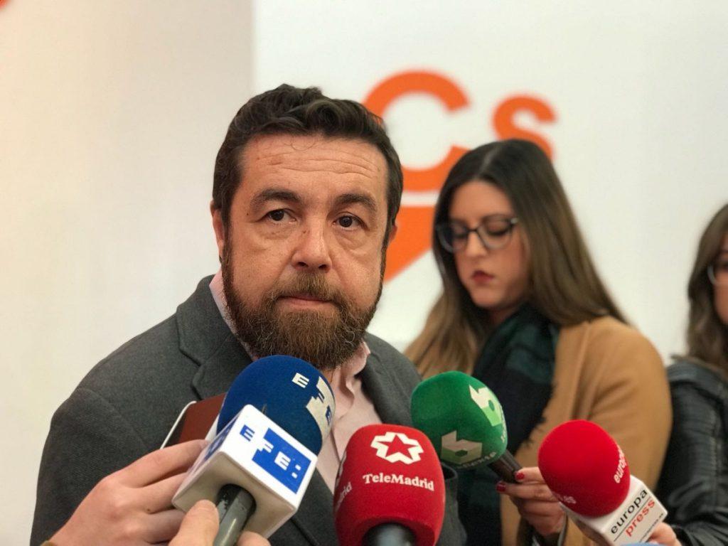 Cs critica a Sánchez por «engañar» a los españoles: «Iba a convocar elecciones y ahora piensa agotar la legislatura»