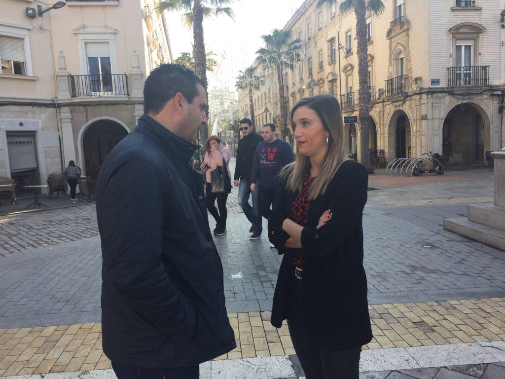 PSOE-A critica que «los hijos de Aznar» estén «en Madrid escribiendo el futuro de Andalucía a espaldas de los andaluces»