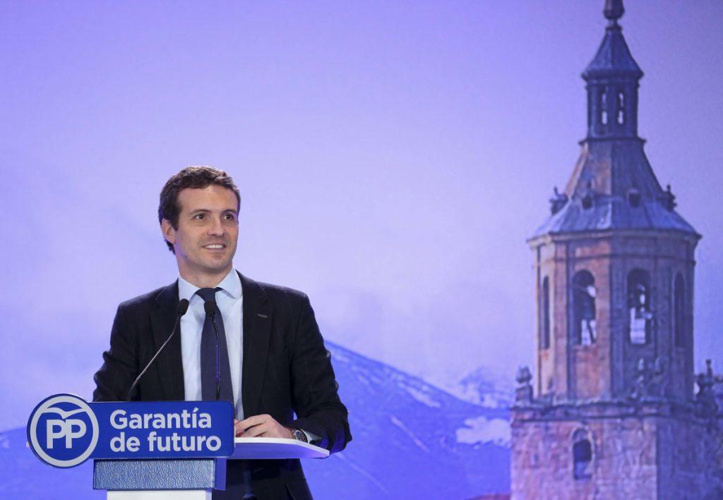Casado reclama a Sánchez que no se deje «humillar» por quienes quieren romper la unidad de España