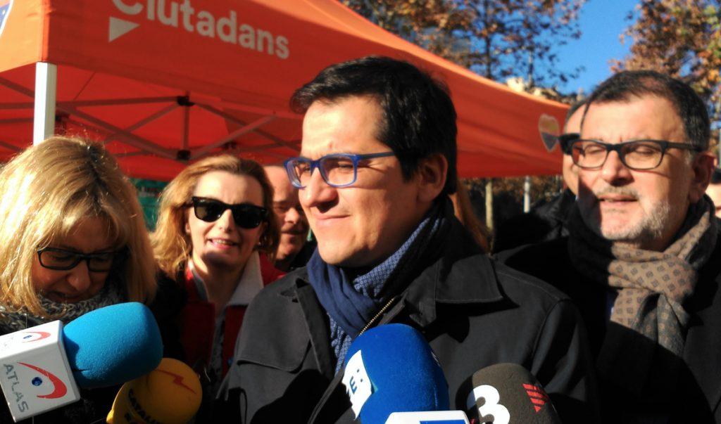 Espejo-Saavedra (Cs) afirma que abandonar el FLA «es un desprecio de la Generalitat» a España