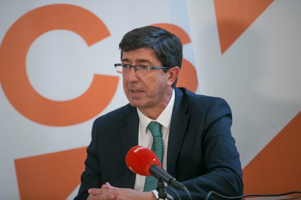 Marín no cree que el pacto PP-Cs en Andalucía sea extrapolable ni que otras elecciones lo condicionen
