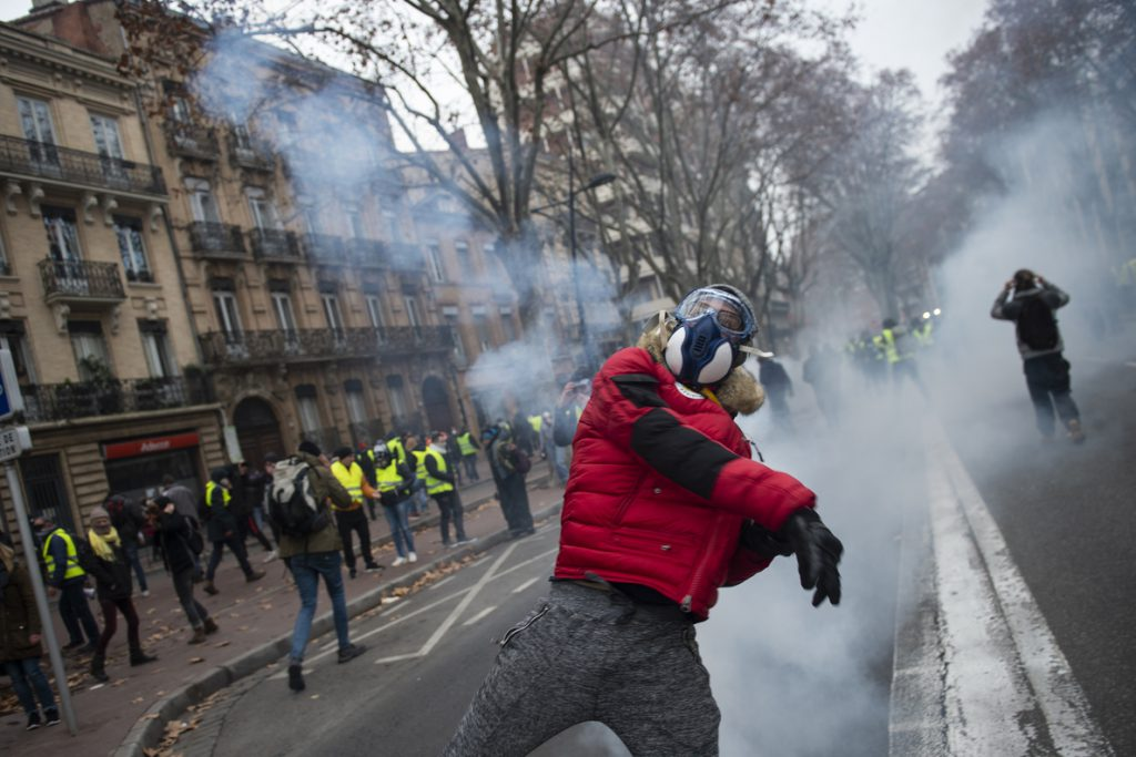 PP exige garantizar el paso de mercancías con Francia ante «acciones violentas» de CDR y 'chalecos amarillos'