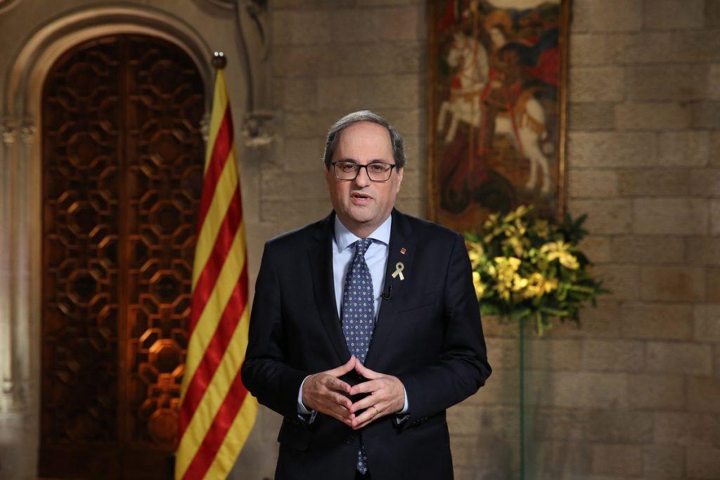 El Govern quiere impulsar una ley ómnibus para recuperar leyes sociales suspendidas por el Tribunal Constitucional